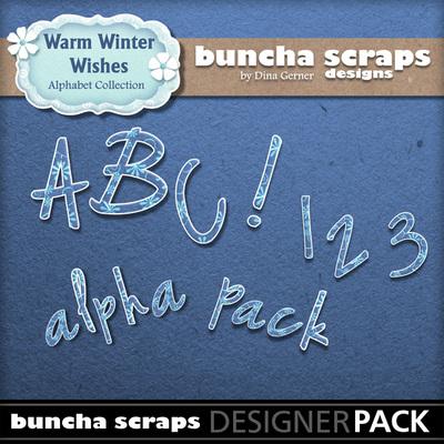 Winterwishesalphapack