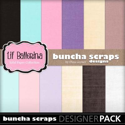 Lilballerinasolidpapers