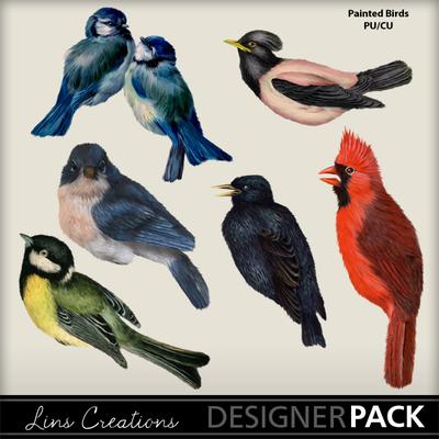 Paintedbirds