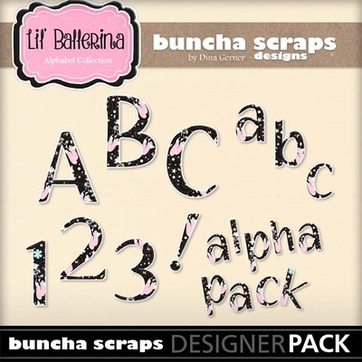 Lilballerina_alphabet