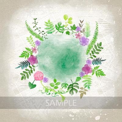 Floral_circle02