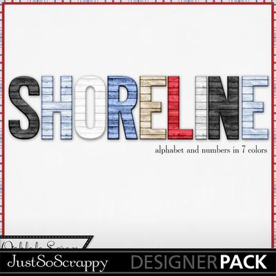 Shoreline_alphabets