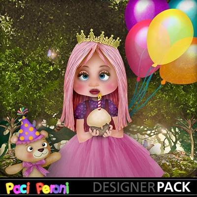 Princess_and_cake1