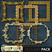 Square_gold_frame_set_medium