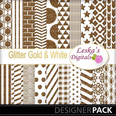 Glitter_gold_and_white