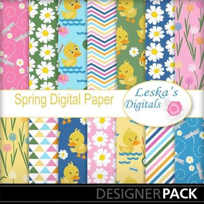 Spring_digital_paper
