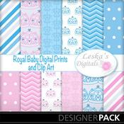 Royal_baby_digital_paper_medium