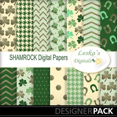 Shamrockdigitalpaper