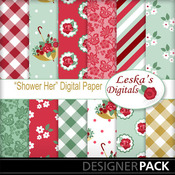 Red_floral_digital_paper_medium