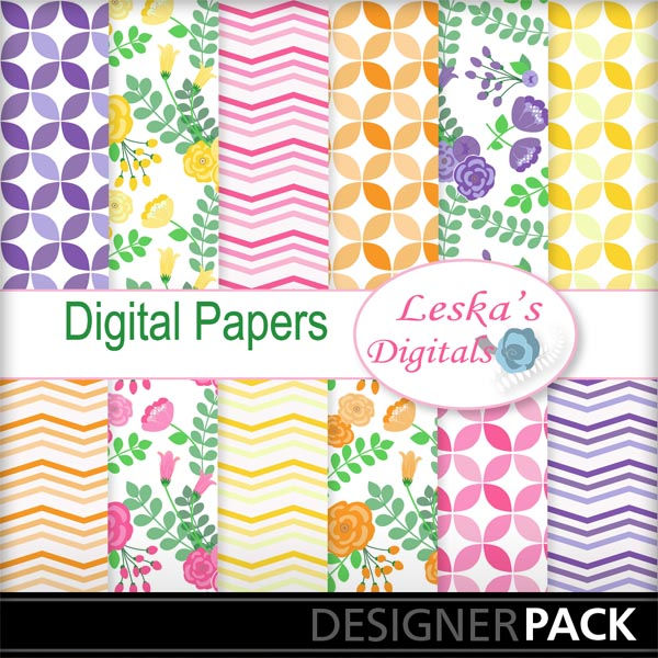 Flowerdigitalpaper