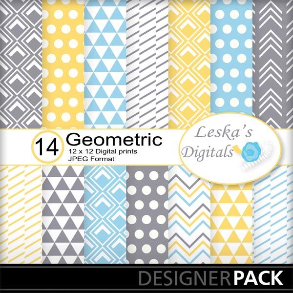 Geometricdigitalpaper