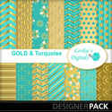 Goldturquoisepaper_small