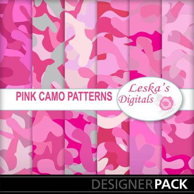 Pinkcamouflage