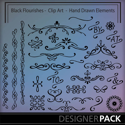 Blackflourishes