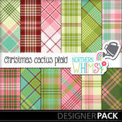 Northernwhimsy_christmascactus_plaid_preview_medium