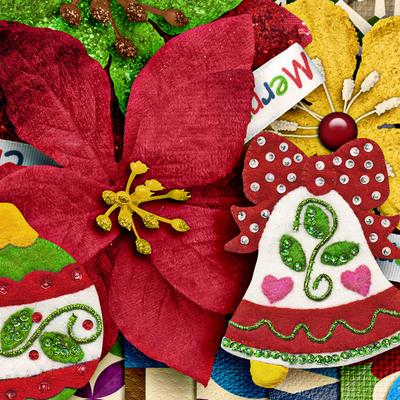 Lisarosadesigns_santaclausiscomingtotown_closeup4