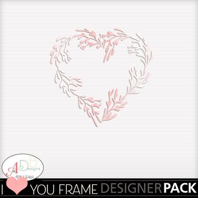 Iheartyou_frame