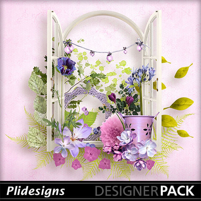 Plidesigns_flower_in_the_garden_pv