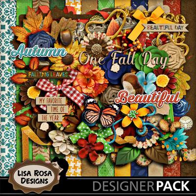 Lisarosadesigns_onefallday_fullkit