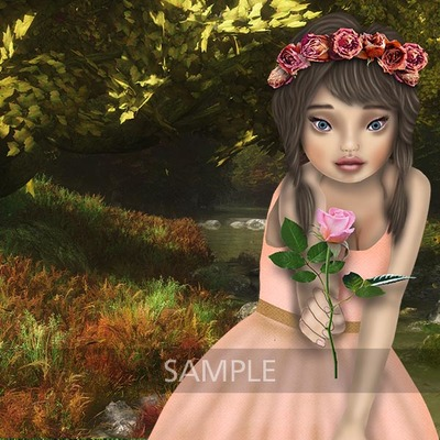 Fairy_and_the_rose6