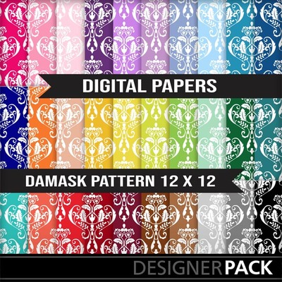 Damaskdigitalpapers