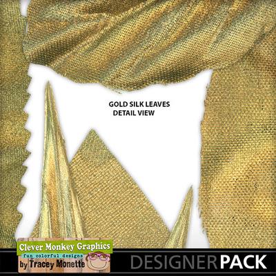 Cmg-cu-gold-silk-leaves-details