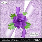 Curled_paper_lavender_medium