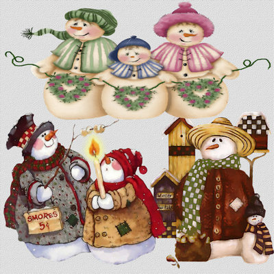 Country_snowmen_2