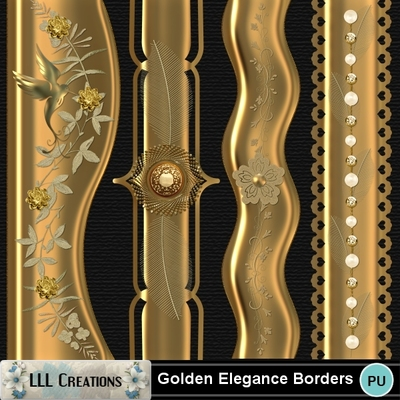 Golden_elegance_borders-01