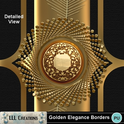 Golden_elegance_borders-03