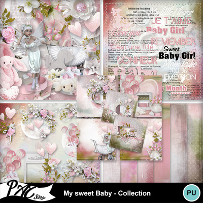 Patsscrap_my_sweet_baby_pv_collection