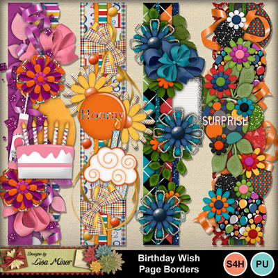Birthdaywishborders
