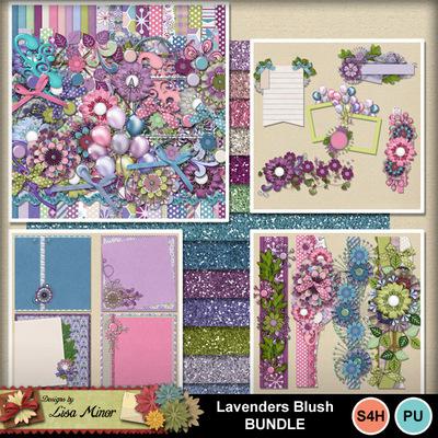 Lavendersblushbundle