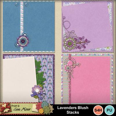 Lavendersblushstacks