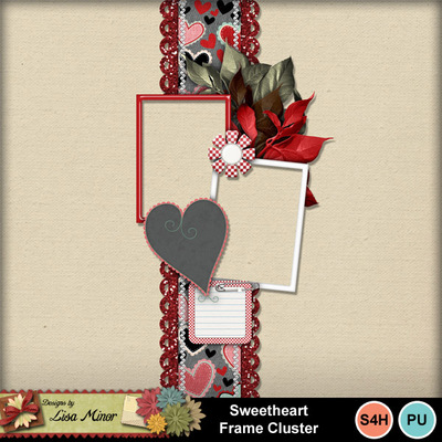 Sweetheartframecluster