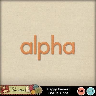 Happyharvestbonusalpha