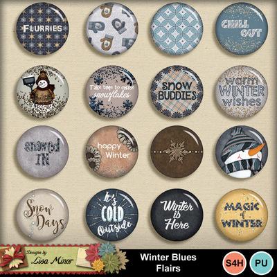 Winterbluesflairs