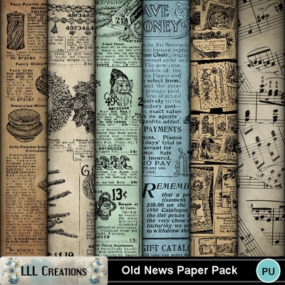 Old_news_paper_pack-02
