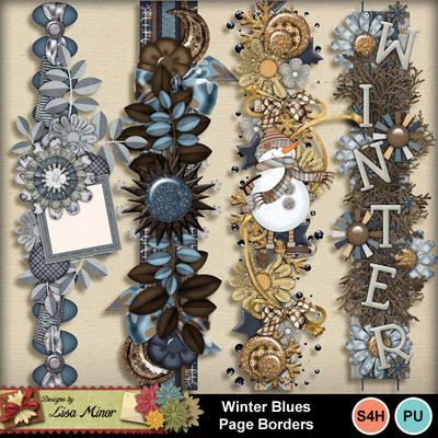 Winterbluesborders
