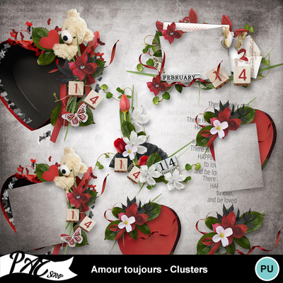 Patsscrap_amour_toujours_pv_clusters