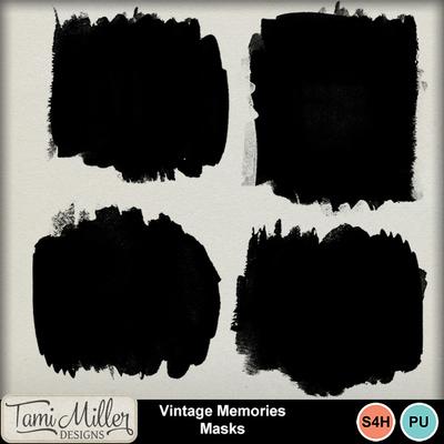 Tmd_vintagememories_masks