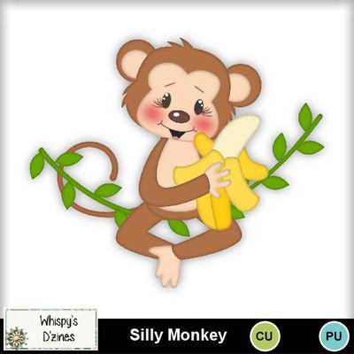 Wdcusillymonkeycapv