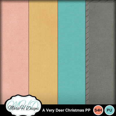 A_very_deer_christmas_papers