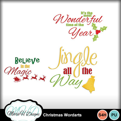 Christmas_wordarts