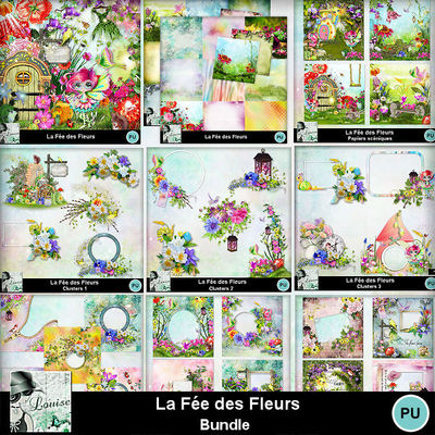 Louisel_la_fee_des_fleurs_pack_preview