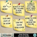 Keep_smiling_word_art_notes-01_small
