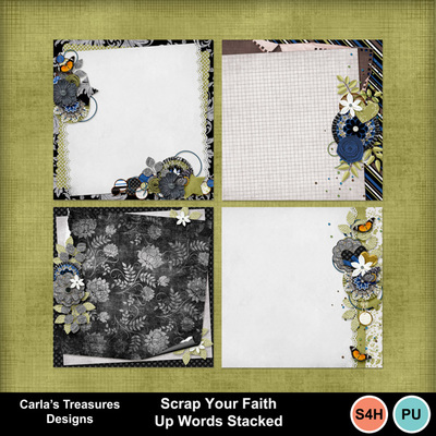 Scrap-your-faith-up-words-ps-8