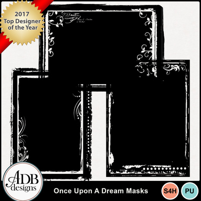 Onceuponadream_masks