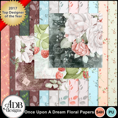 Onceuponadream_ppr_floral
