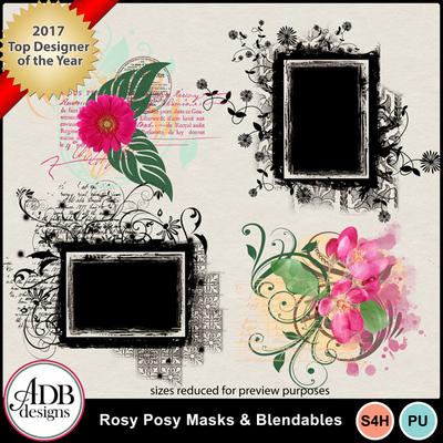 Rosyposy_masks_blendables